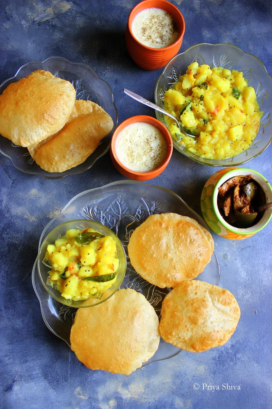 potato masala curry