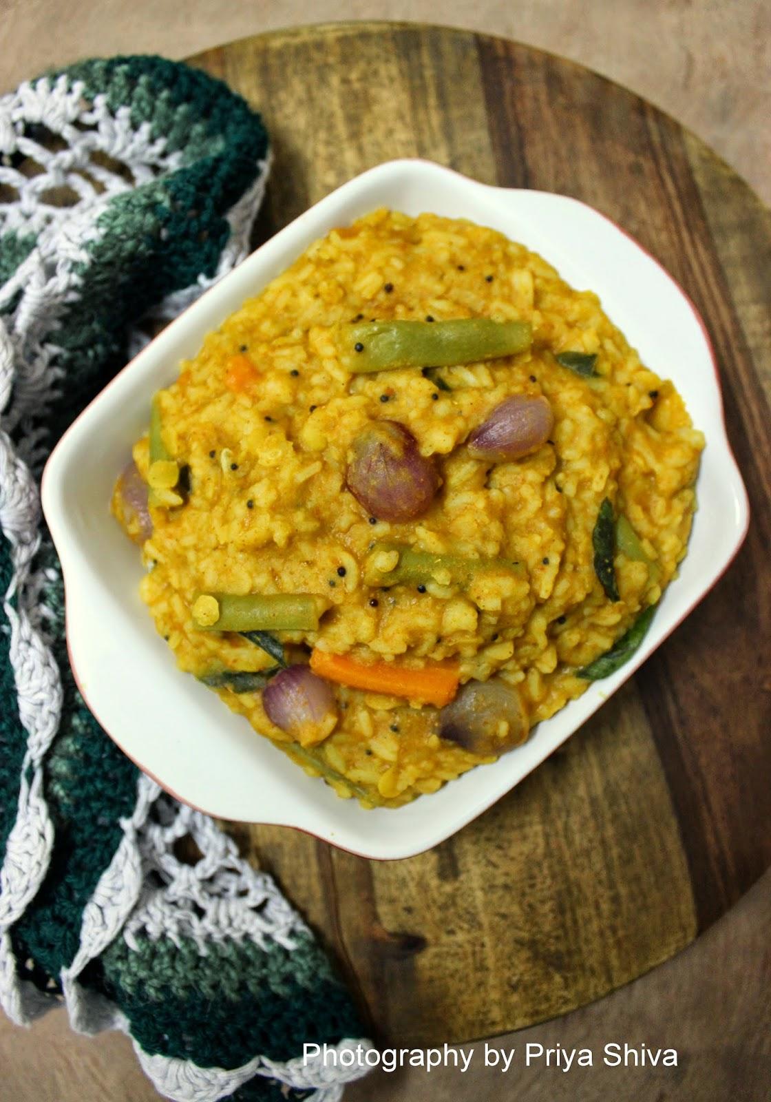 bisibele bhaat recipe