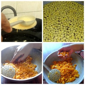how to make boondi ladoos