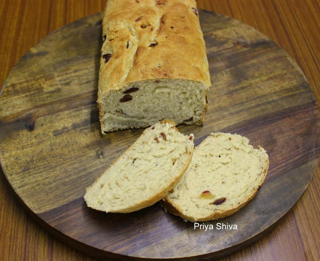 bread, baking, eggless, snack, recipe