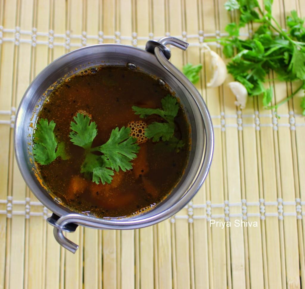 rasam, vegetarian, recipe