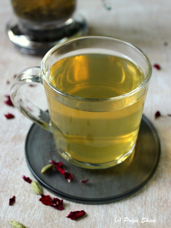 kahwah green tea1
