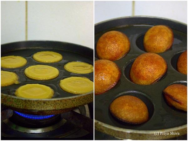 how to make jackfruit nei paniyaram