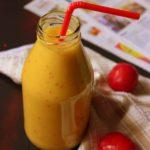 Mango Plum Smoothie