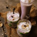 blueberry falooda ice cream recipe