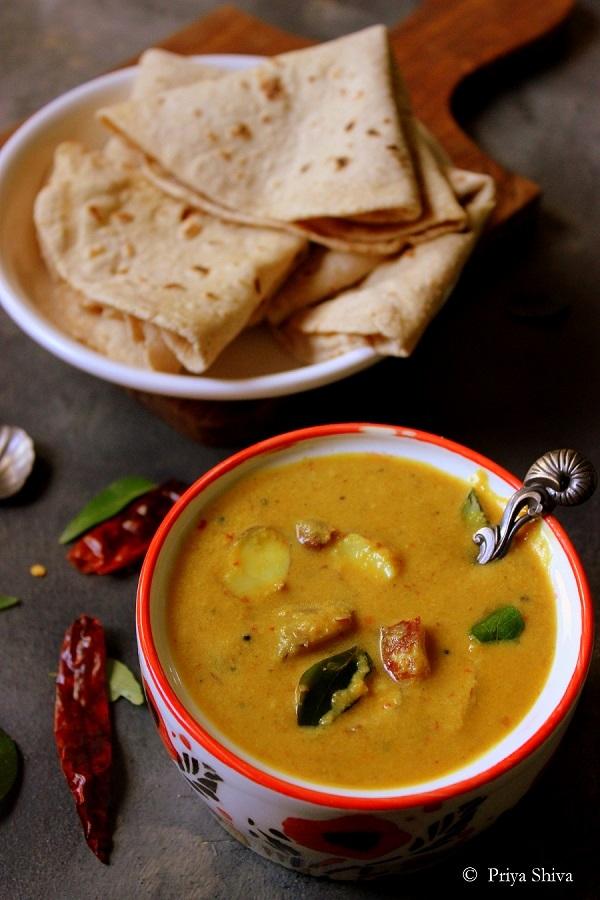 Kongunadu Palakottai Kurma Curry recipe
