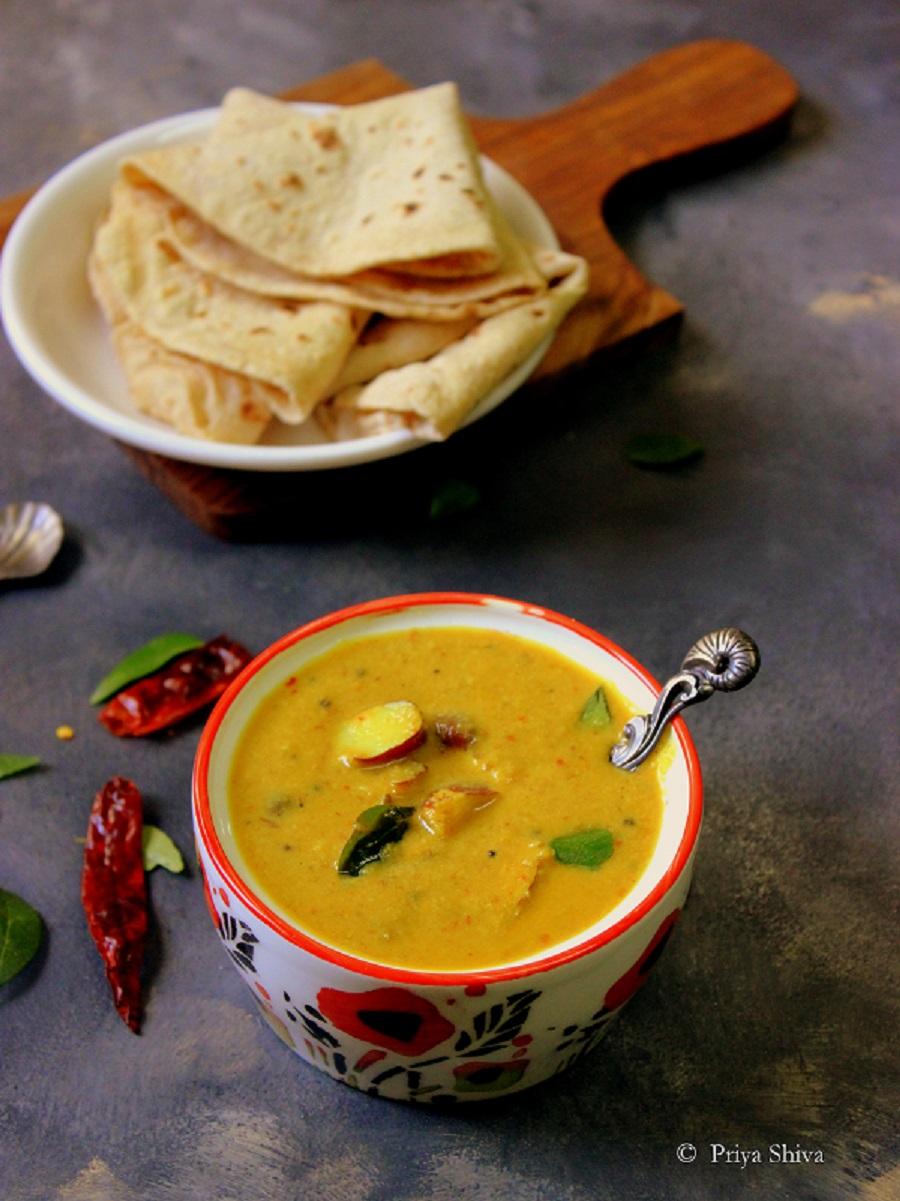 Kongunadu Palakottai Kurma curry