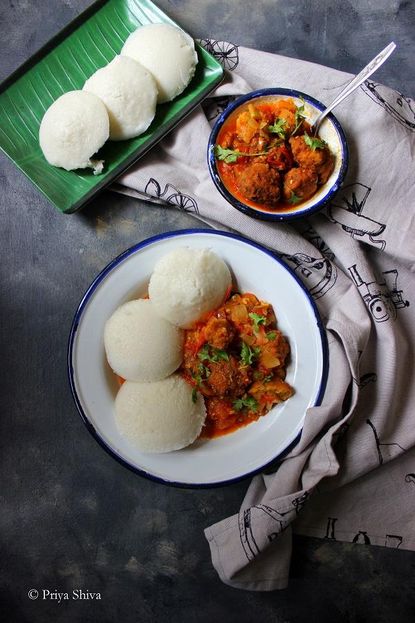 Chettinad Vada Curry