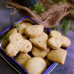 dill leaves cookies