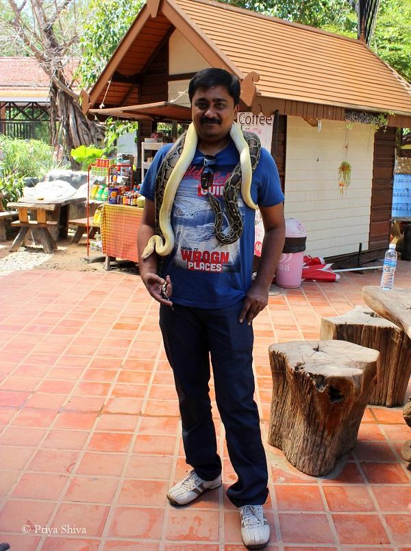 Thapparaya safari & adventure pattaya