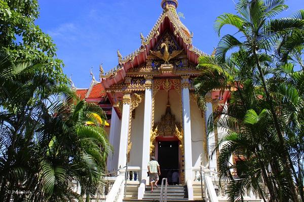 Wat Chaimongkron royal monastery
