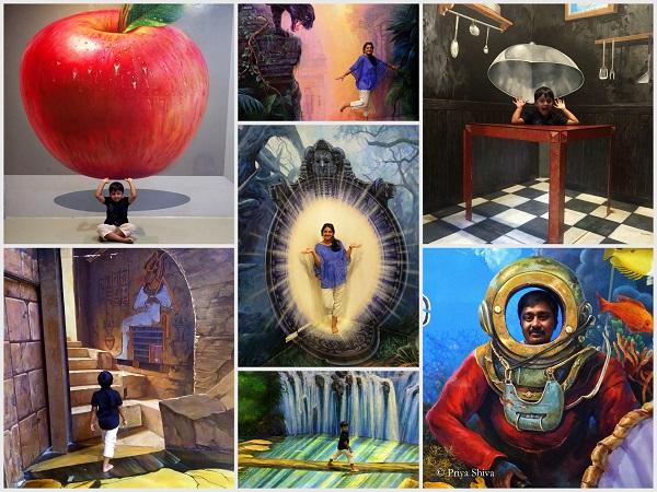 art in art paradise pattaya
