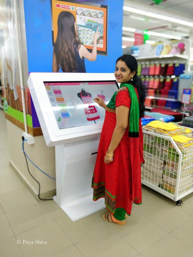 Unique Experience at Spar Hypermarket - Vega City Bangalore