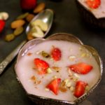 strawberry phirni recipe