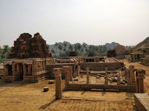 Achyutaraya Temple hampi