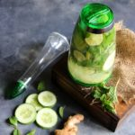 cucumber lemon detox