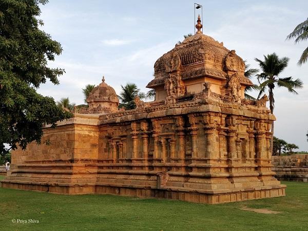 Brihadisvara Temple Gangaikonda Cholapuram
