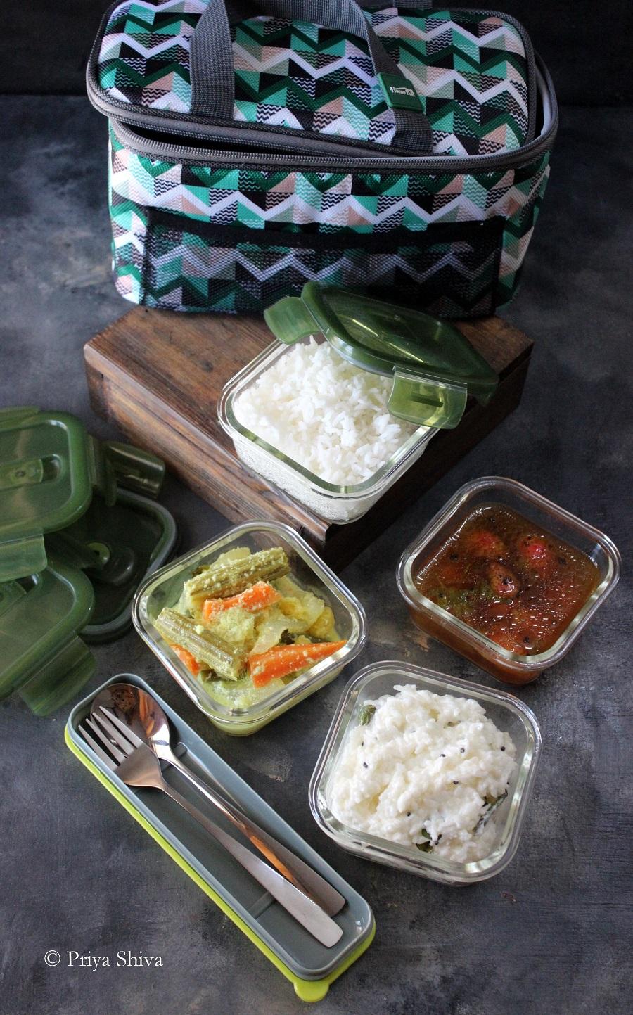 Homepuff Borosilicate Glass Lunch Box Review