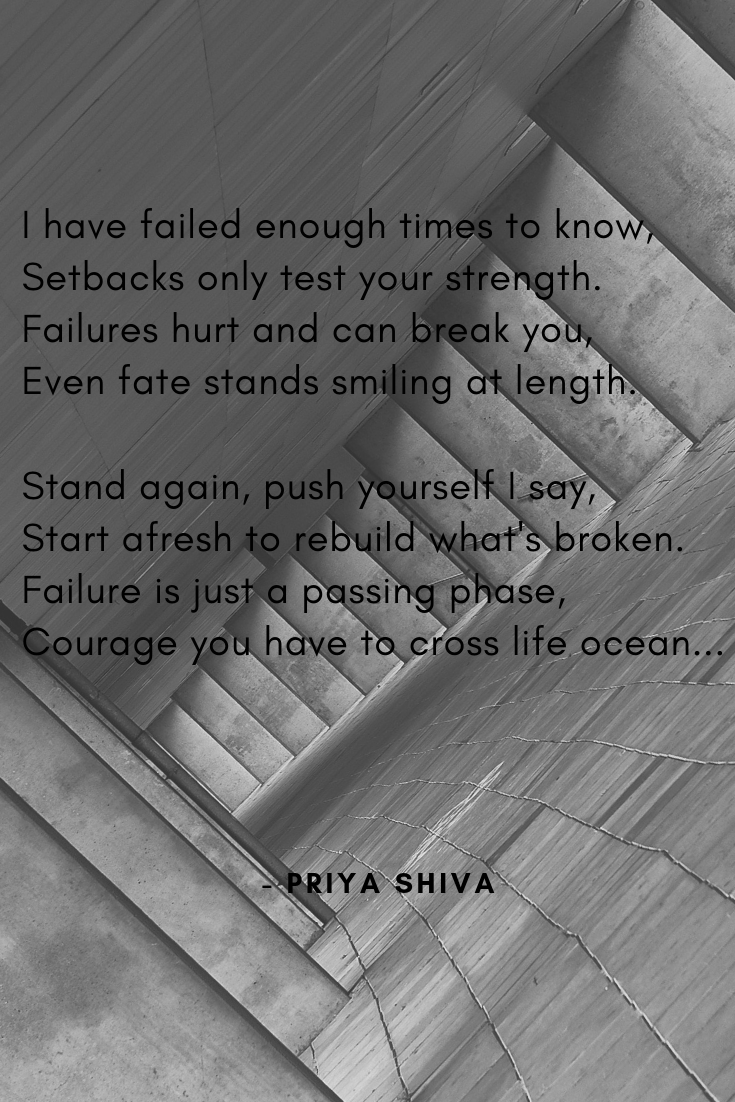 Failure, poetry
