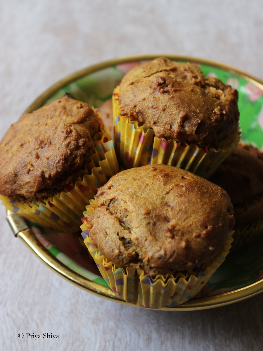 dates muffin recipe