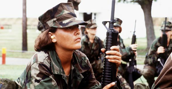 Women-in-the-Military