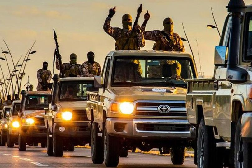 is-uses-female-suicide-bombers-in-libya