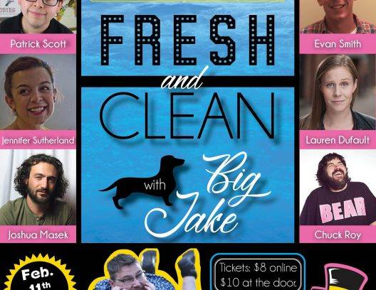 Fresh and Clean Comedy Show