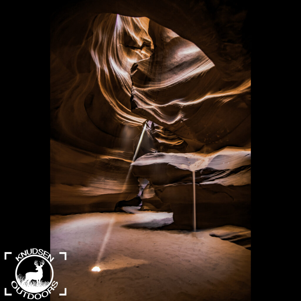 Here is one of many shots I got while exploring antelope Canyon. This place is so amazing. Everywhere you look you can see something completely different. Every turn provides a new experience.