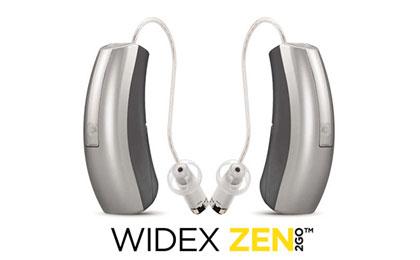 widex zen tinnitus