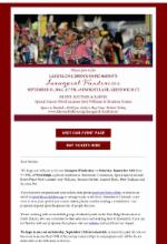 Fundraiser Invite
