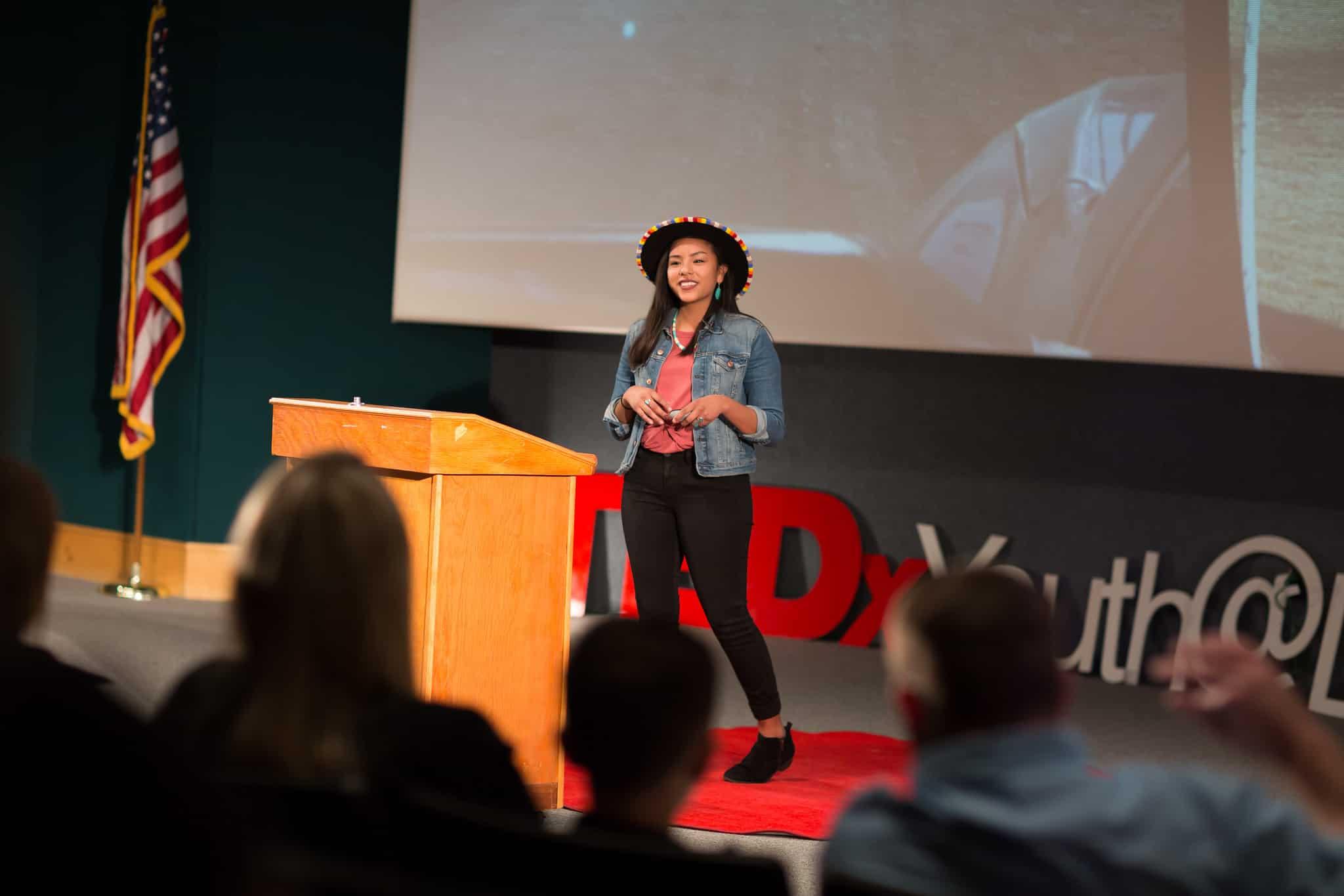 TEDxYouth Speaker 2018