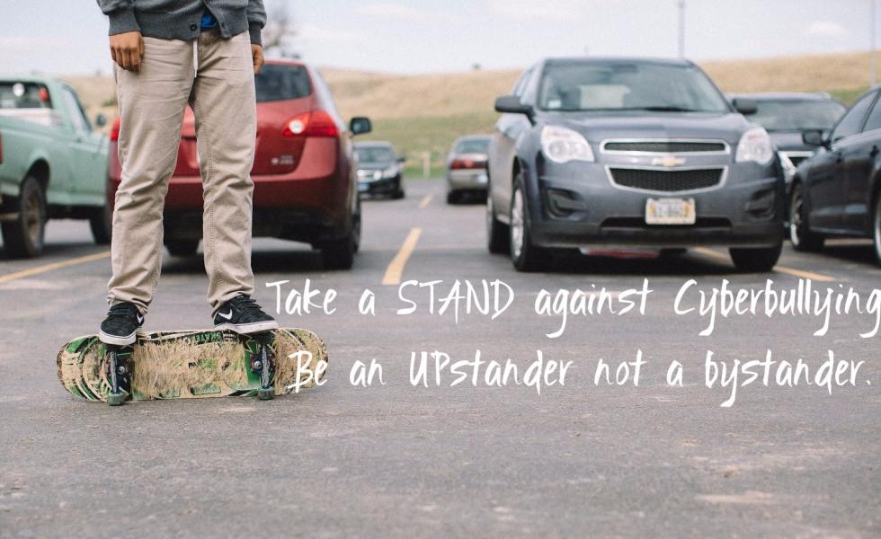 Stand Cyberbullying Slider