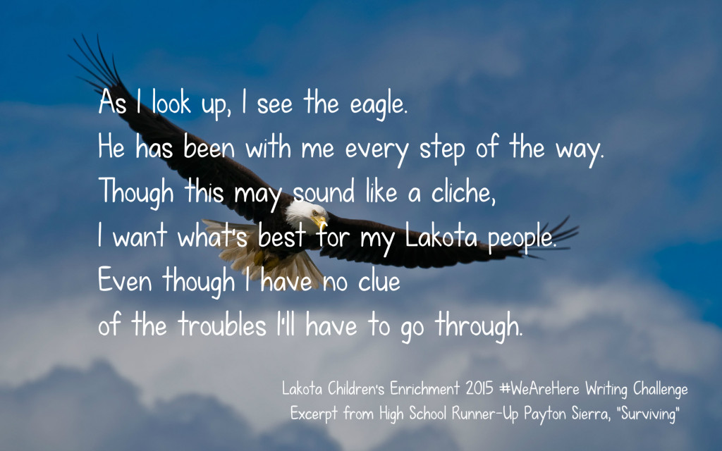 Eagle text