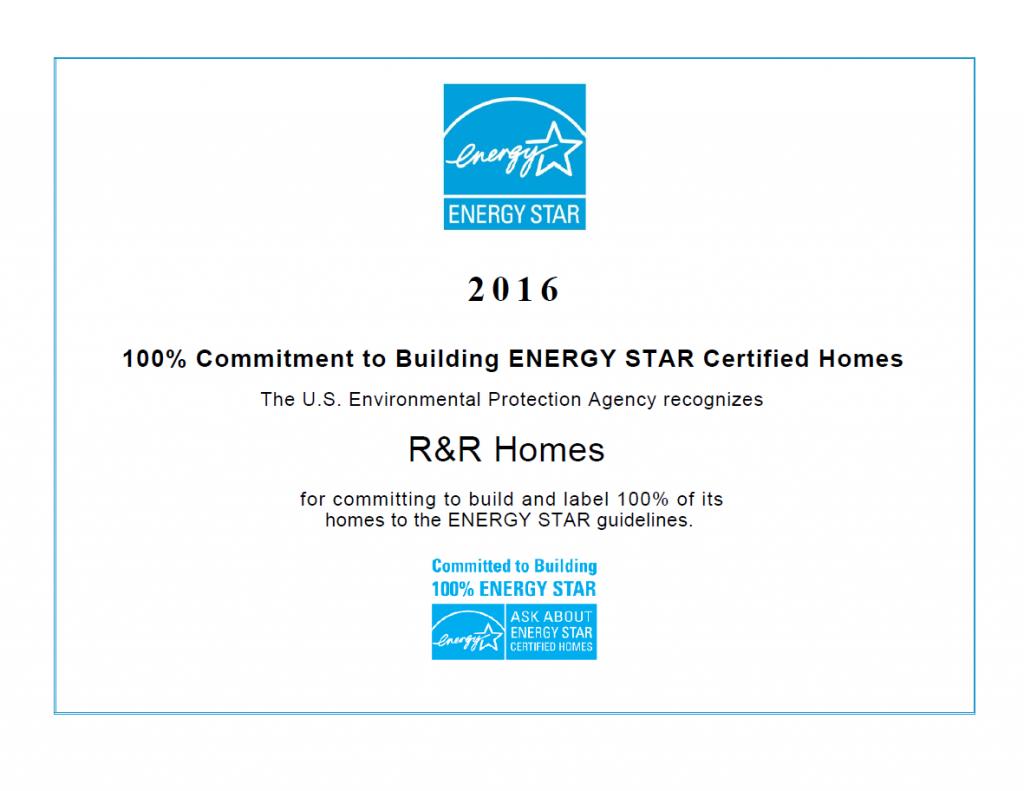 RRhomes100percentEnergyStarCommit2016certificate