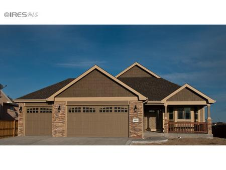 New R&R Homes Energy Star home for sale at 4715 Ridgway Drive Loveland CO 80538 in Kendall Brook