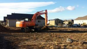 4349 Yarrow Lane R&R Homes Energy Star - excavation