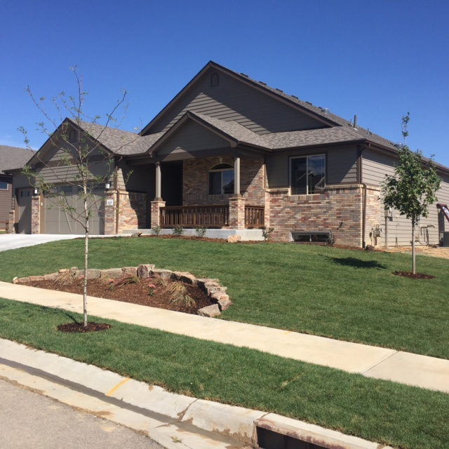 New R&R Homes Energy Star (HERS=55) home for sale at 4349 Yarrow Lane Johnstown CO 80534 in Thompson Crossing