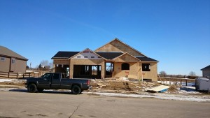 R&R Homes new home at 4349 Yarrow Lane in Thompson Crossing