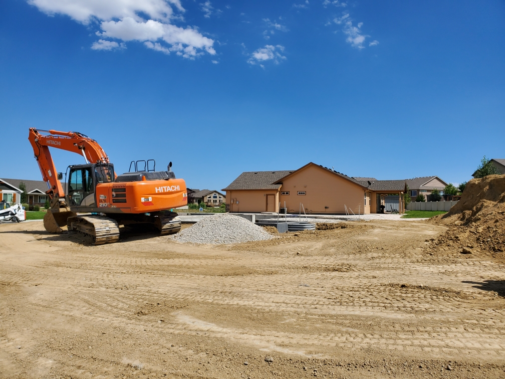R&R Homes of Northern Colorado new energy star home in Windsor