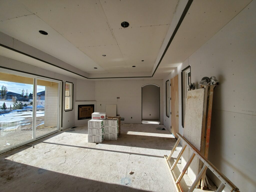 R&R Homes New House Home Energy Star Windsor