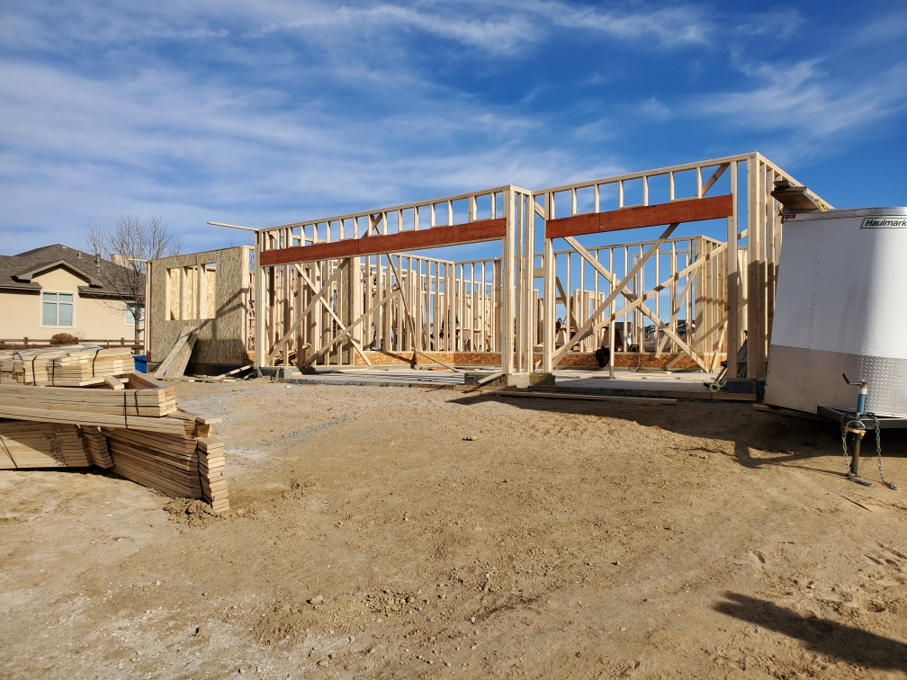 4247 Yarrow Lane framing