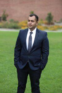 Image of real estate agent in Calabasas CA Sam Valeri.