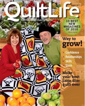 The Quilt Life Magazine Scores Big!