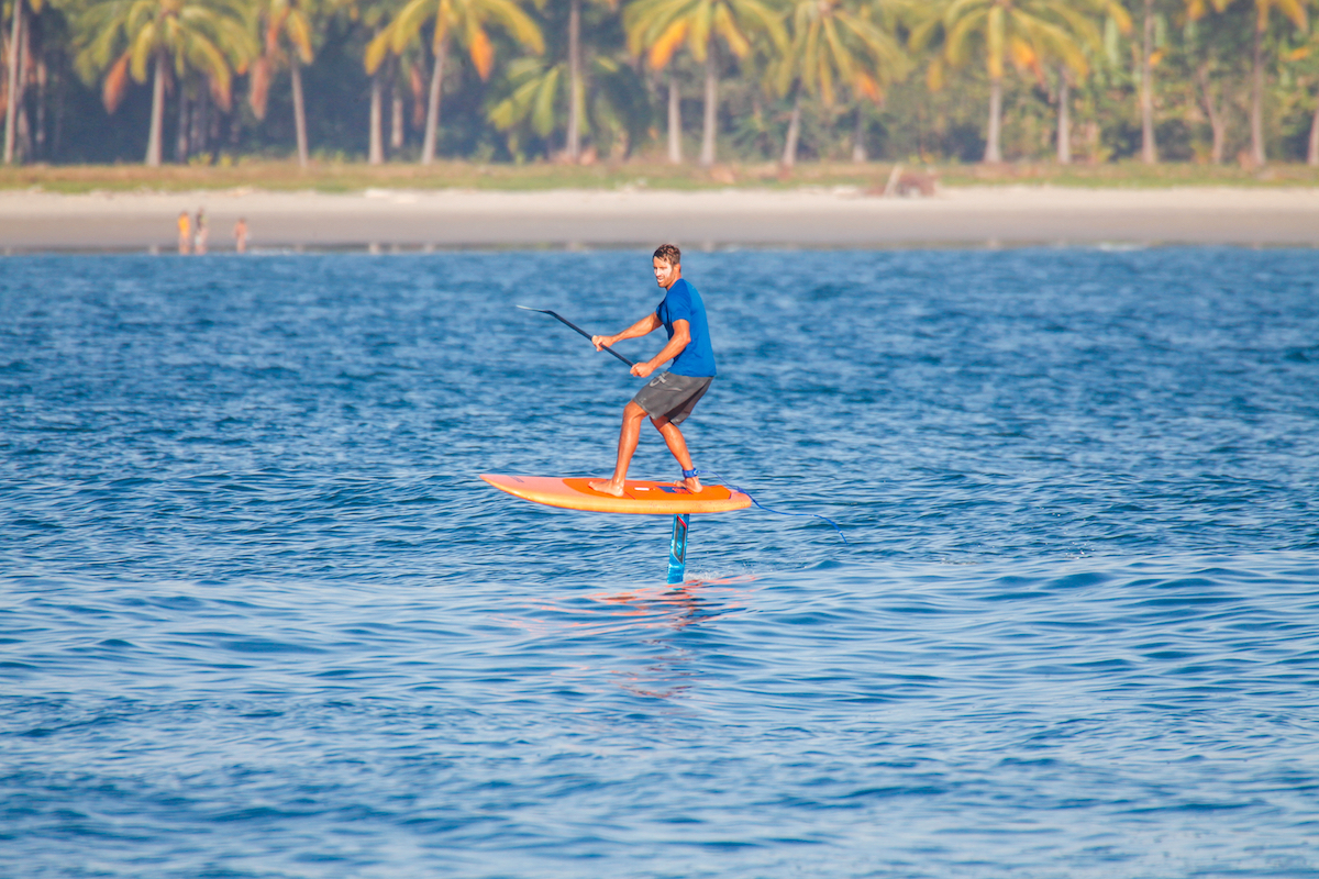 Welcome to Blue Zone SUP Foil Surf
