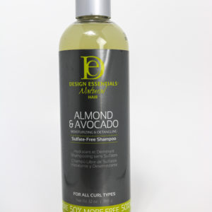 Design-Essentials-Natural-Hair-Almond-and-Avocado-Sulfate-Free-Shampoo