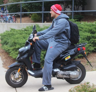 Sean Zak - moped