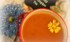 Dreamy Creamy Pumpkin Tea