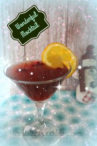 Elderberry Raspberry Mocktail
