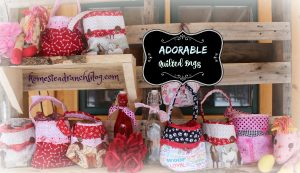 Adorable Quilted Gift Baskets
