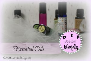 Roll-on Oil Blends